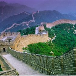 The Badaling Great Wall, Beijing
