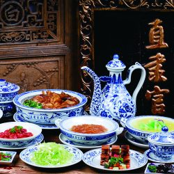 Official cuisine (Official Cate) of Beijing