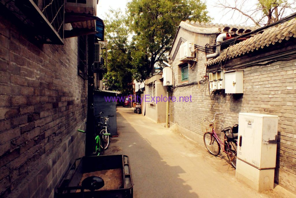 Yuer alley (Yuer Hutong), South Luogu Lane