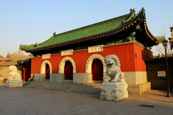 Grand Mercy Monastery(Dabei Buddhist Temple)-Tianjin