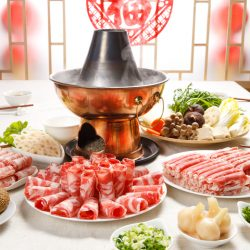 Mutton Hot Pot