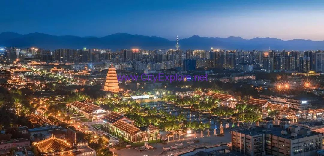 Xi'an is one of the most important cities in China