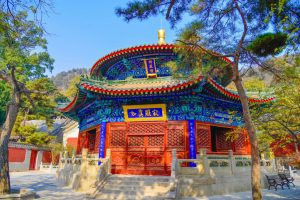 Tanzhe Temple—the Largest Ancient Temple Architectural Complex in the Suburb of Beijing