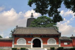Tianning Temple —One of the Oldest Monasteries in Beijing