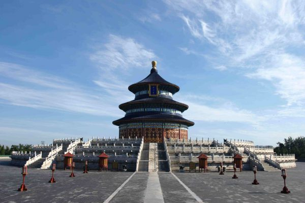Temple of Heaven–the Place Where Feudal Emperors Held Ceremonies to Worship Heaven and  Pray for Good Harvests -Beijing