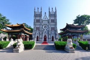 Xishiku Church — Beijing's Largest Roman Catholic Church