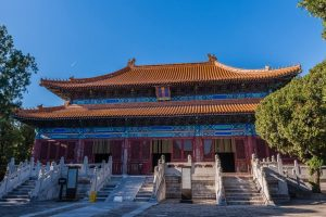 Changling Mausoleum — the Largest Construction Scale,Earliest Construction Time, also the Best Preserved Buildings on the Ground among the Ming Tombs
