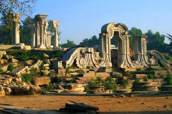 The Old Summer Palace – Once the Largest Royal Palace in the Qing Dynasty